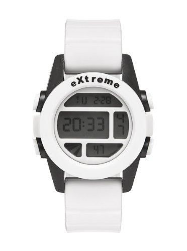 Addison Ross Unisex Armbanduhr Extreme Digital Silikon weiss WA0500