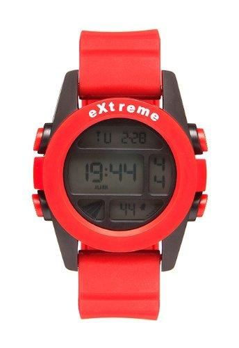 Addison Ross Unisex Armbanduhr Extreme Digital Silikon rot WA0503