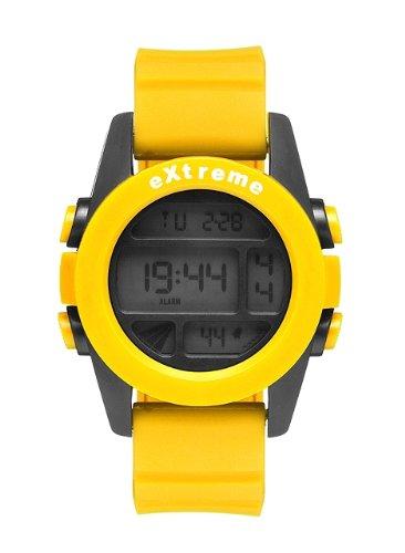 Addison Ross Unisex Armbanduhr Extreme Digital Silikon gelb WA0505