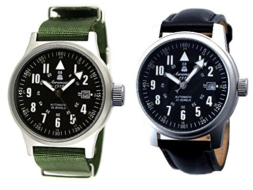 Aeromatic Armbanduhr A1027 36