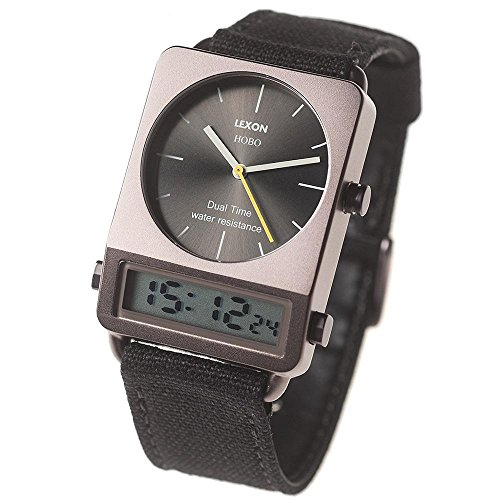 Hobo Dual Time Watch