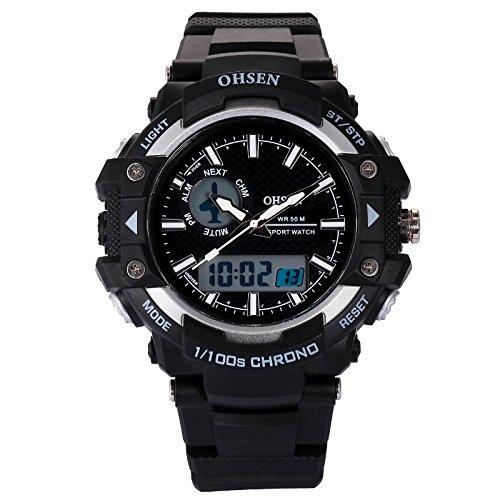 AMPM24 Digital LCD Hintergrundbeleuchtung Alarm OHS244