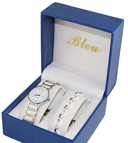 Pack zeigt weisse Frau Armband Keramik Collection Dolce Vita