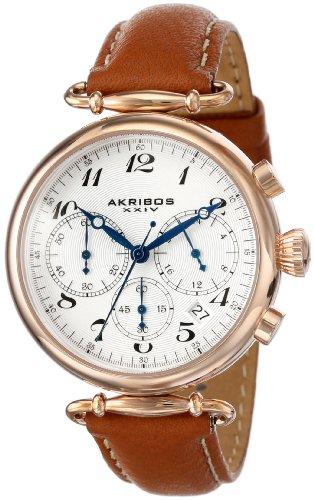 Akribos XXIV Retro Analog Quarz AK630TN