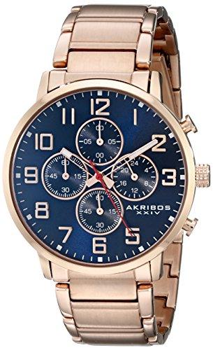 Akribos XXIV AK810RGBU Analog Quarz AK810RGBU