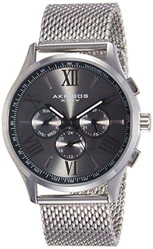 Akribos XXIV Man AK844SSB Analog Quarz