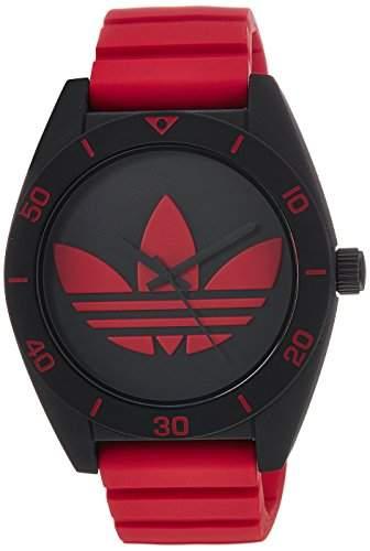 Uhr Adidas Original Santiago Xl Adh2969 Herren Schwarz