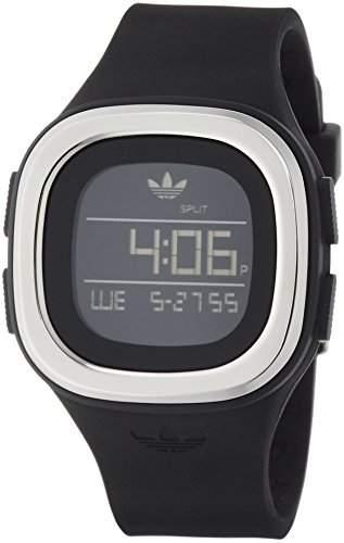 Uhr Adidas Denver Adh3033 Unisex Schwarz