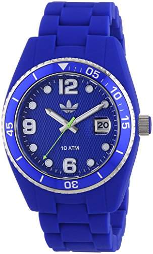 Adidas Damen-Armbanduhr Analog Quarz Plastik ADH6161