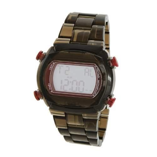 adidas Unisex-Armbanduhr Candy Digital Plastik ADH6512