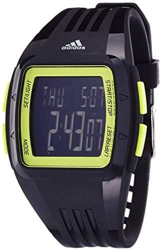 Uhr Adidas Duramo Adp3171 Unisex Schwarz