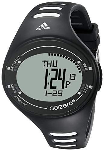 adidas Unisex-Armbanduhr Digital Quarz Plastik ADP3508