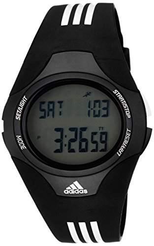 Adidas Unisex-Armbanduhr Uraha Digital Quarz Silikon ADP6005