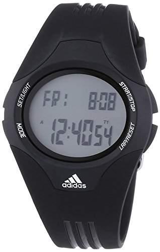 Adidas Unisex-Armbanduhr Uraha Digital Quarz Silikon ADP6007
