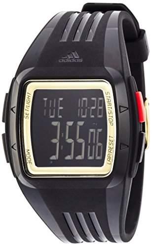 Uhr Adidas Performance Duramo Adp6136 Unisex Schwarz