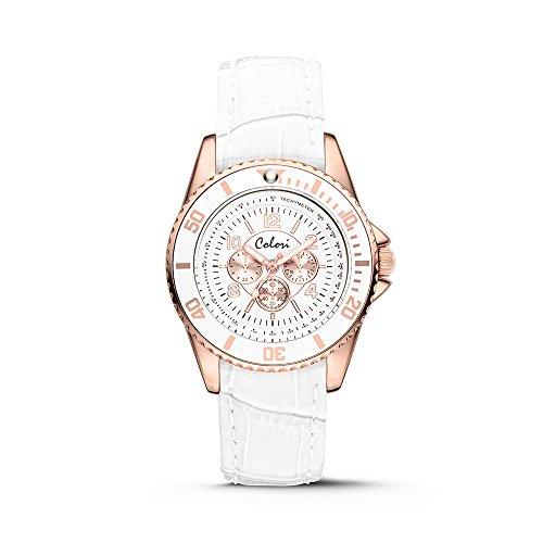 Colori Watch Damenuhr Glam 37mm