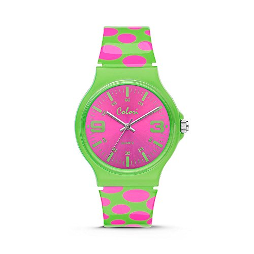 Colori Watch Kinderuhr U Me 27mm pink