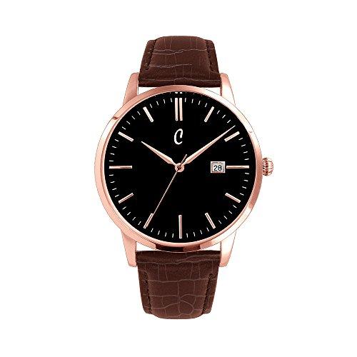 Colori Watch Unisex Uhr Connaisseur 40mm braun rose schwarz
