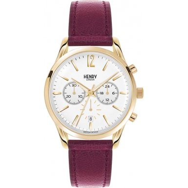 Henry London HL39 CS 0070 Damen armbanduhr