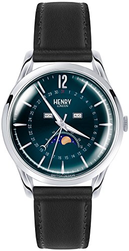 Henry London HL39 LS 0071 Armbanduhr