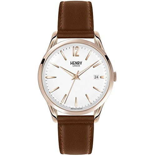 Henry London HL39 S 0028 Armbanduhr