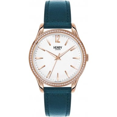 Henry London HL39 SS 0138 Damen armbanduhr