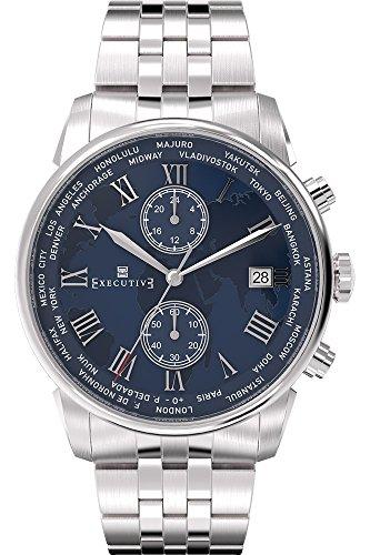 Executive EX 1002 14 IT Herren armbanduhr