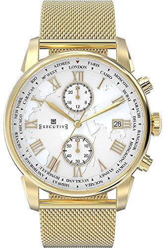 Executive EX 1002 24 IT Herren armbanduhr