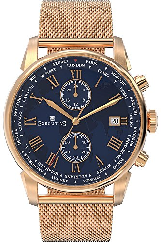 Executive EX 1002 25 IT Herren armbanduhr