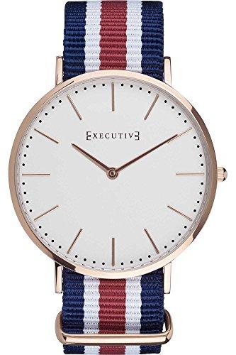 Executive EX 1017 01 IT Herren armbanduhr