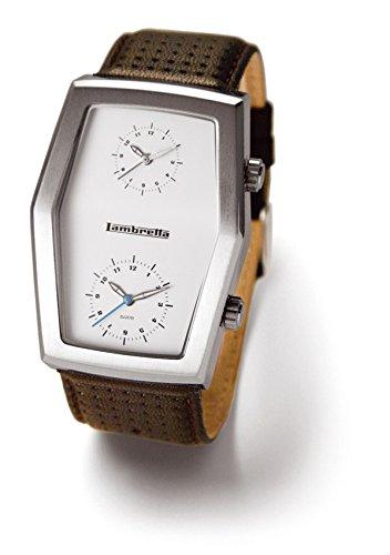 Lambretta LA2067 WHI Uhr aus robustem Ritter 5 ATM