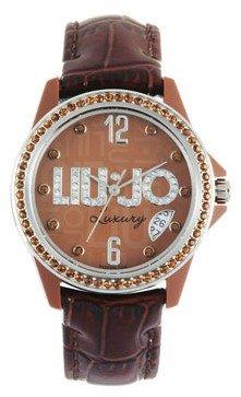 LIU JO LUXURY tlj115 Armbanduhr Damen Braun Small