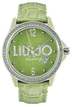 LIU JO LUXURY tlj118 Armbanduhr Damen Gruen Small