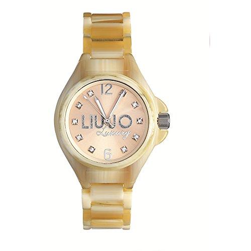 LIU JO LUXURY tlj185 Armbanduhr Damen Color Elfenbein