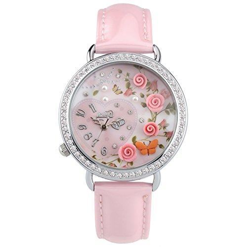 Didofa 3D Damen Armbanduhr DF 1094