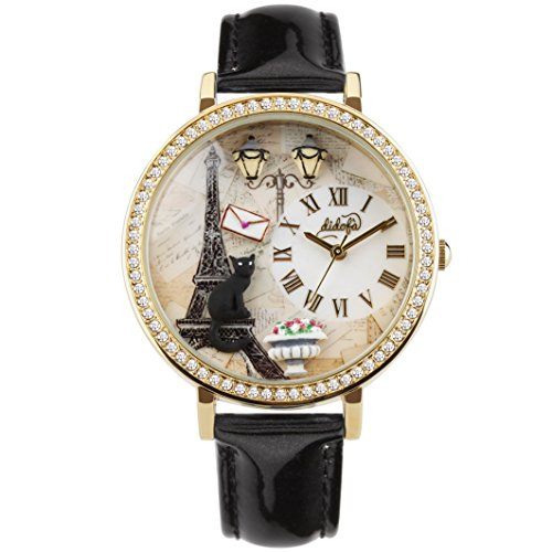 Didofa 3D Damen Armbanduhr DF 1213A