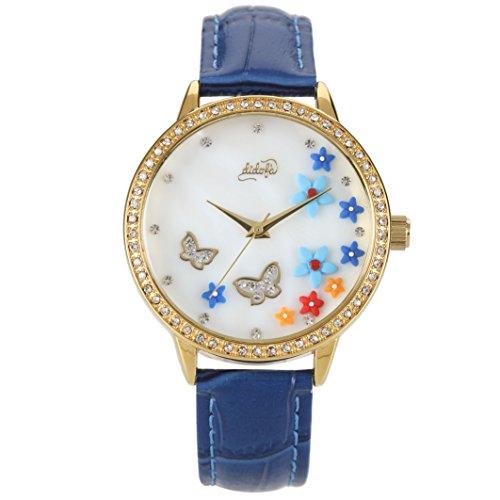 Didofa 3D Damen Armbanduhr DF 3018C