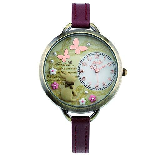 Didofa 3D Damen Armbanduhr DF 882