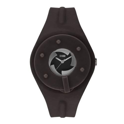 STORM Herren-Armbanduhr Analog Edelstahl schwarz 47059BK
