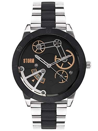 Storm Mexo Black Herrenuhr 47115BK