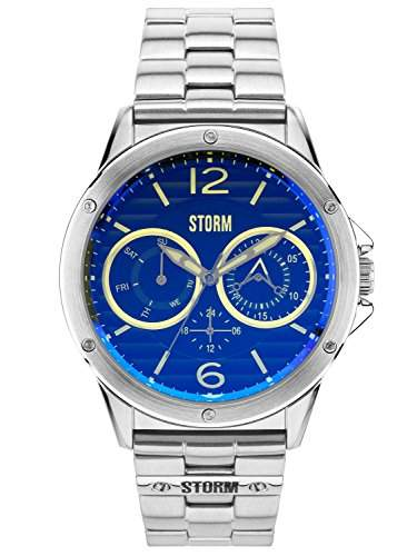 Storm Aztrek Herrenuhr Lazer Blue 47234B