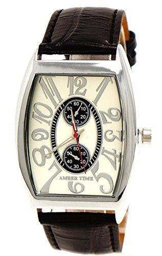 Schmale Wildleder Design Armband Dunkelbraun