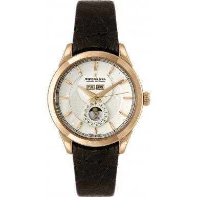 Dreyfuss and Co DGS00070 06 Herrenarmbanduhr