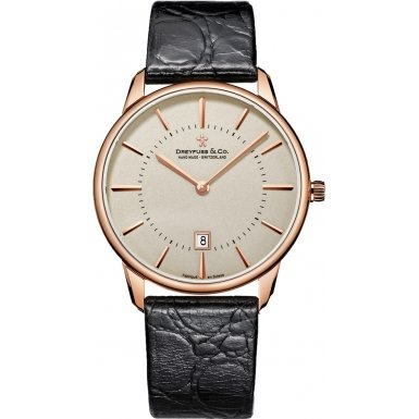 Dreyfuss and Co DGS00139 46 Herren armbanduhr