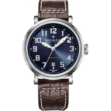 Dreyfuss and Co DGS00153 52 Herren armbanduhr