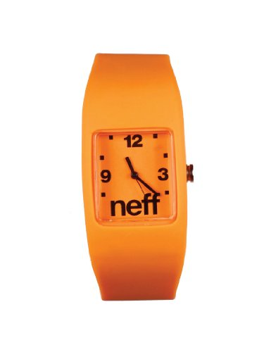 Neff Bandit Watch Uhr Orange Orange L XL