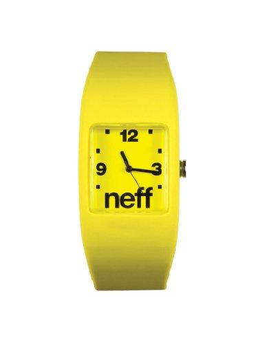 Neff Bandit Watch Uhr Yellow Yellow S M