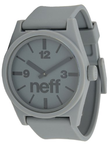 Neff Daily Watch Uhr Grey Grey Uni