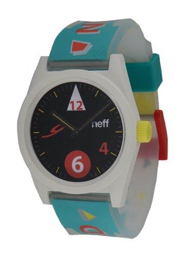 Neff Daily Wild Uhr Rad White Uni