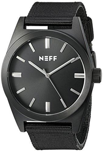 Neff Quarzuhr Unisex Unisex Nightly Watch 40 0 mm
